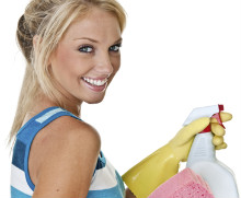 Flat Cleaning Solutions